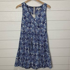 Milly Blue & White Dress Size 8
